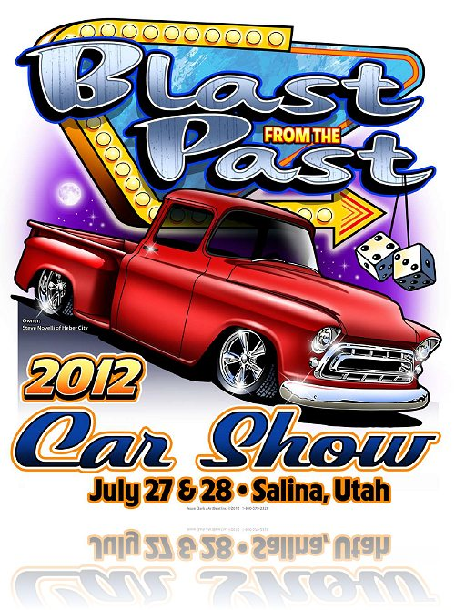 2012 Blast From the Past Car Show