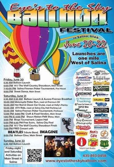 Salina Car Show July